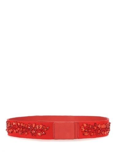 Beymen Collection Kemer Kırmızı
